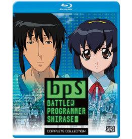 Sentai Filmworks BPS Battle Programmer Shirase Blu-Ray