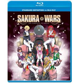 Sentai Filmworks Sakura Wars Blu-Ray