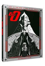 Sentai Filmworks Big O Steelbook, The Blu-Ray