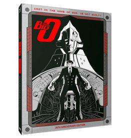 Sentai Filmworks Big O Steelbook, The Blu-Ray