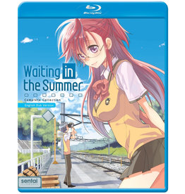 Sentai Filmworks Waiting in the Summer (English Dub) Blu-Ray