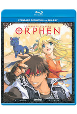 Sentai Filmworks Orphen Blu-Ray