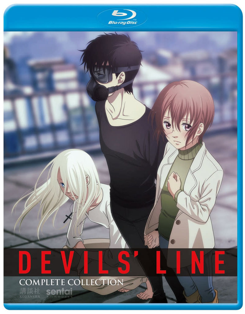 Sentai Filmworks Devils' Line Blu-Ray