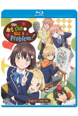 Sentai Filmworks This Art Club Has a Problem Blu-Ray