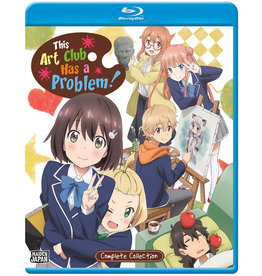 Sentai Filmworks This Art Club Has a Problem Blu-Ray