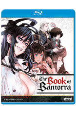 Sentai Filmworks Book of Bantorra Complete Collection Blu-Ray