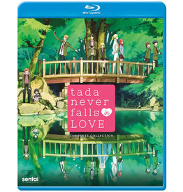 Sentai Filmworks Tada Never Falls in Love Blu-Ray