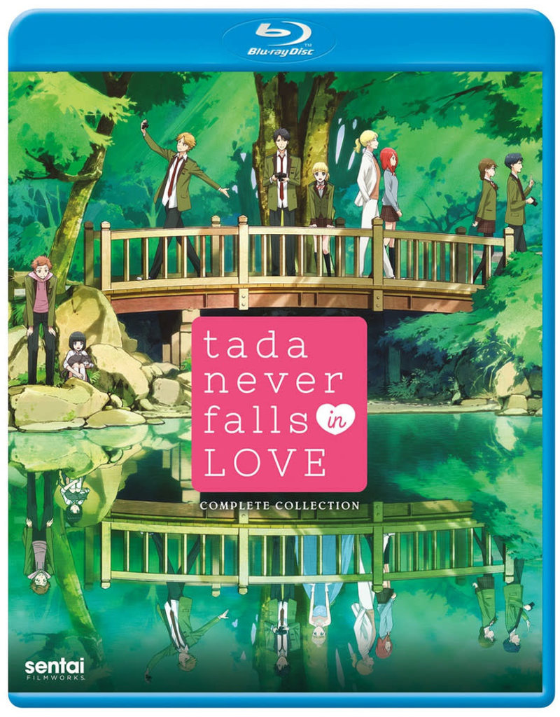 Sentai Filmworks Tada Never Falls in Love Blu-Ray