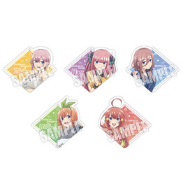 Good Smile Company Quintessential Quintuplets Luxury Keychain