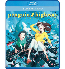 GKids/New Video Group/Eleven Arts Penguin Highway Blu-Ray/DVD