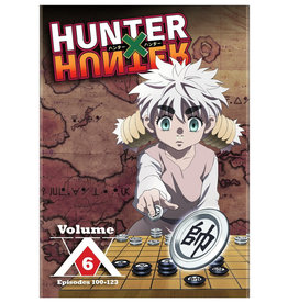 Viz Media Hunter x Hunter Vol. 6 DVD