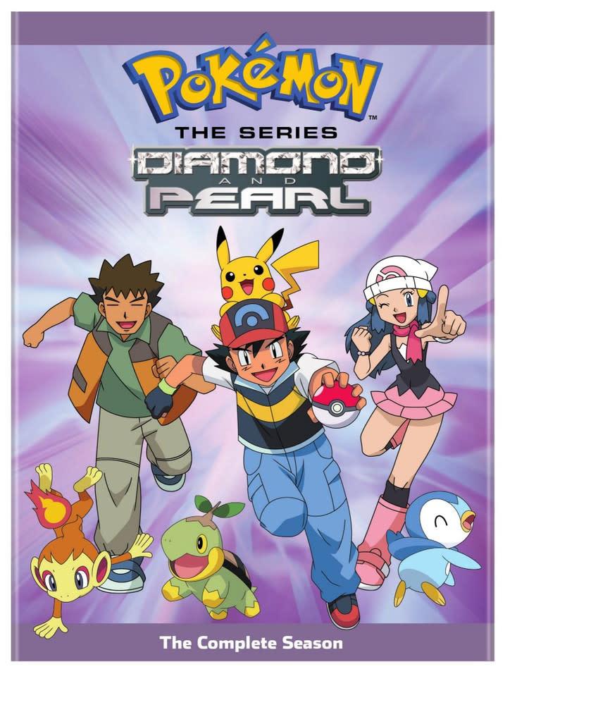 Viz Media Pokemon Diamond And Pearl (Season 10) DVD