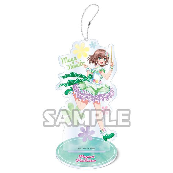 Bushiroad BanG Dream Acrylic Stand Keychain (Pastel Palettes) Vol. 3