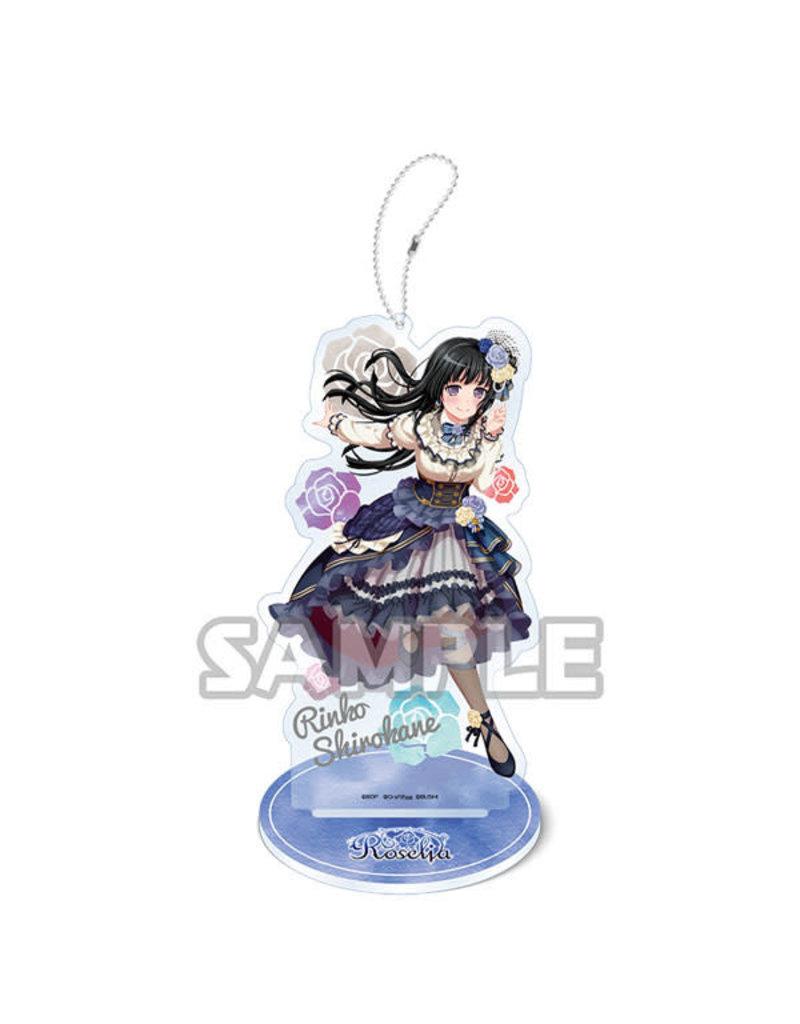 Bushiroad BanG Dream Acrylic Stand Keychain (Roselia) Vol. 3