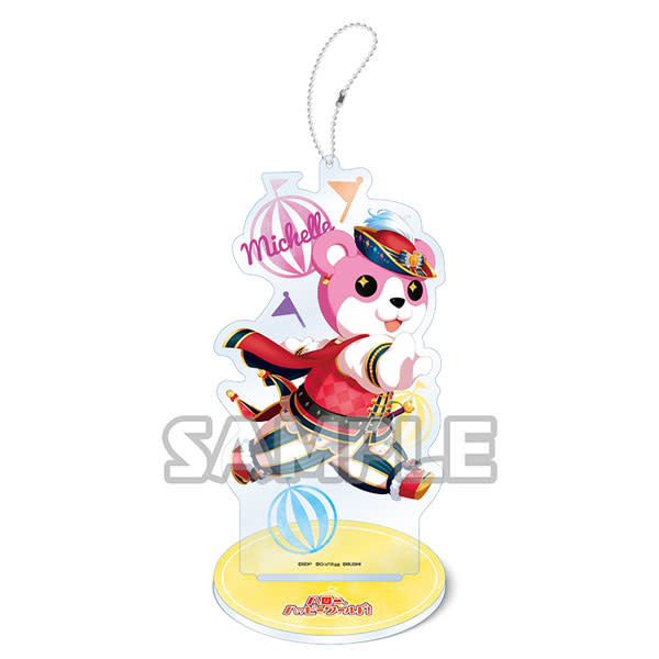 Bushiroad BanG Dream Acrylic Stand Keychain (Hello, Happy World) Vol. 3