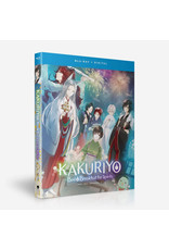 Funimation Entertainment Kakuriyo Bed & Breakfast For Spirits S1 Part 2 Blu-Ray*