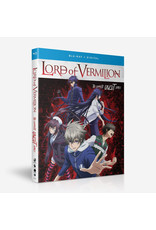 Funimation Entertainment Lord of Vermilion Crimson King Blu-Ray