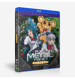 Funimation Entertainment Full Metal Panic? Fumoffu Classics Blu-Ray