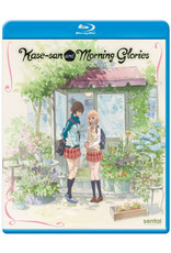 Sentai Filmworks Kase-San And Morning Glories Blu-Ray