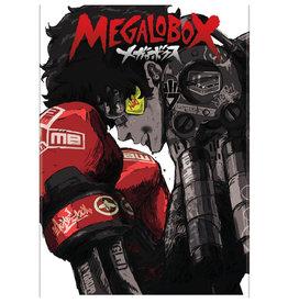 Viz Media Megalobox DVD