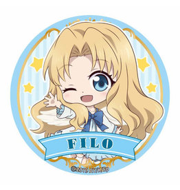 Filo Rising of the Shield Hero Big Can Badge Seasonal Plants