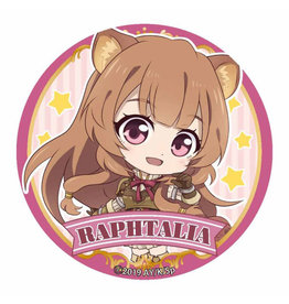 Raphtalia Rising of the Shield Hero Big Can Badge Seasonal Plants