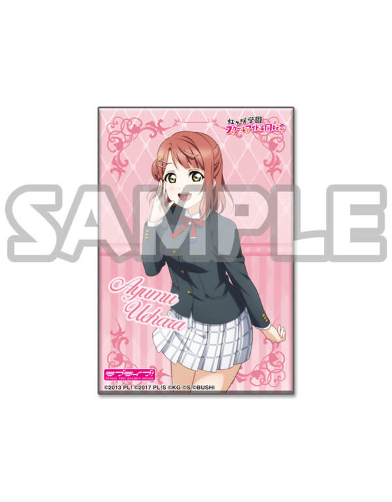 Love Live! Nijigasaki High School Square Badge Vol. 1
