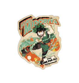 Ensky My Hero Academia Travel Sticker ACTION