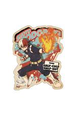 Ensky My Hero Academia Travel Sticker ACTION