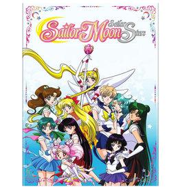 Viz Media Sailor Moon Sailor Stars (Season 5) Part 2 DVD