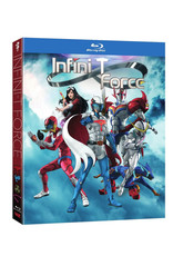 Viz Media Infini-T Force Complete Series Blu-Ray