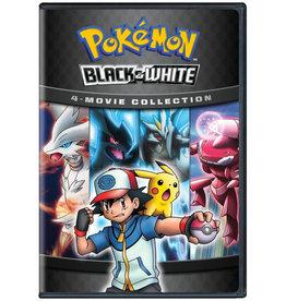 Viz Media Pokemon Black And White Movie 4-Pack DVD