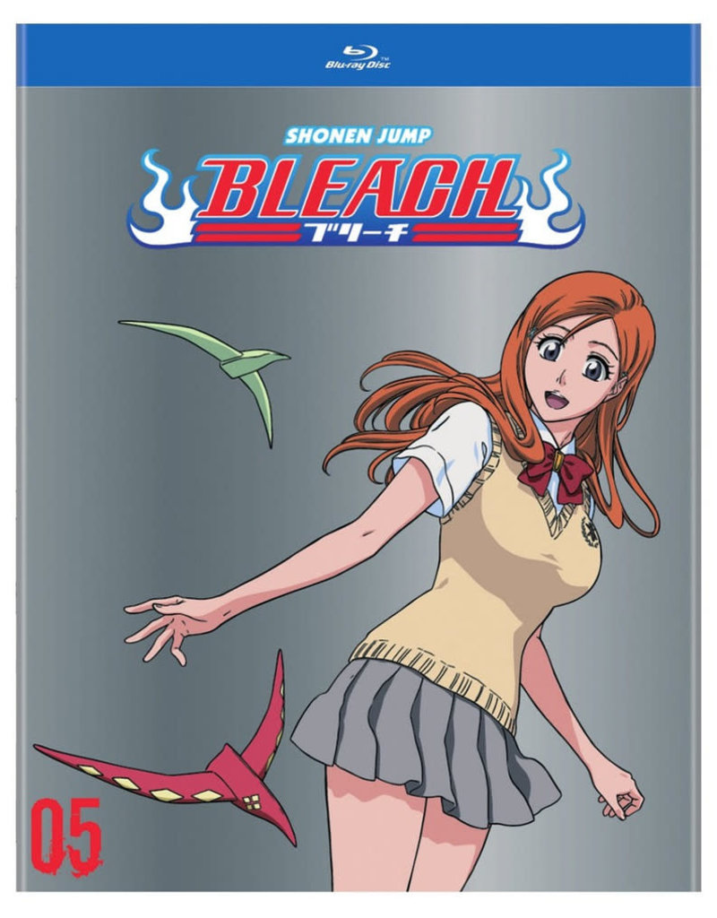Viz Media Bleach Set 5 Blu-Ray