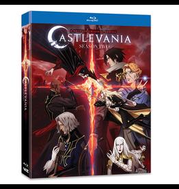 Viz Media Castlevania Season 2 Blu-Ray
