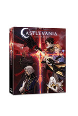 Viz Media Castlevania Season 2 DVD