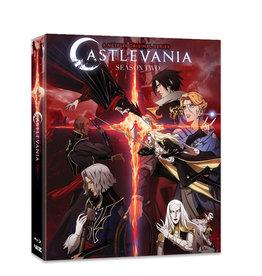 Viz Media Castlevania Season 2 DVD
