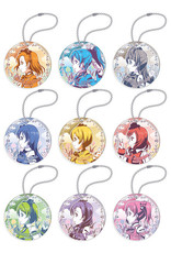 Movic Love Live! Acrylic Keychain Sunny Day Song Movic