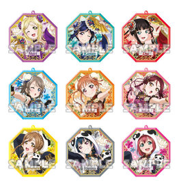 Bushiroad Love Live! Sunshine!! Chararium Acrylic Strap Vol.7 Full Box