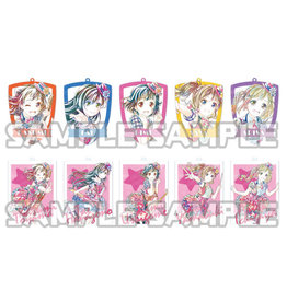 Bushiroad BanG Dream Ani-Art Acrylic Keychain Poppin' Party Vol. 2