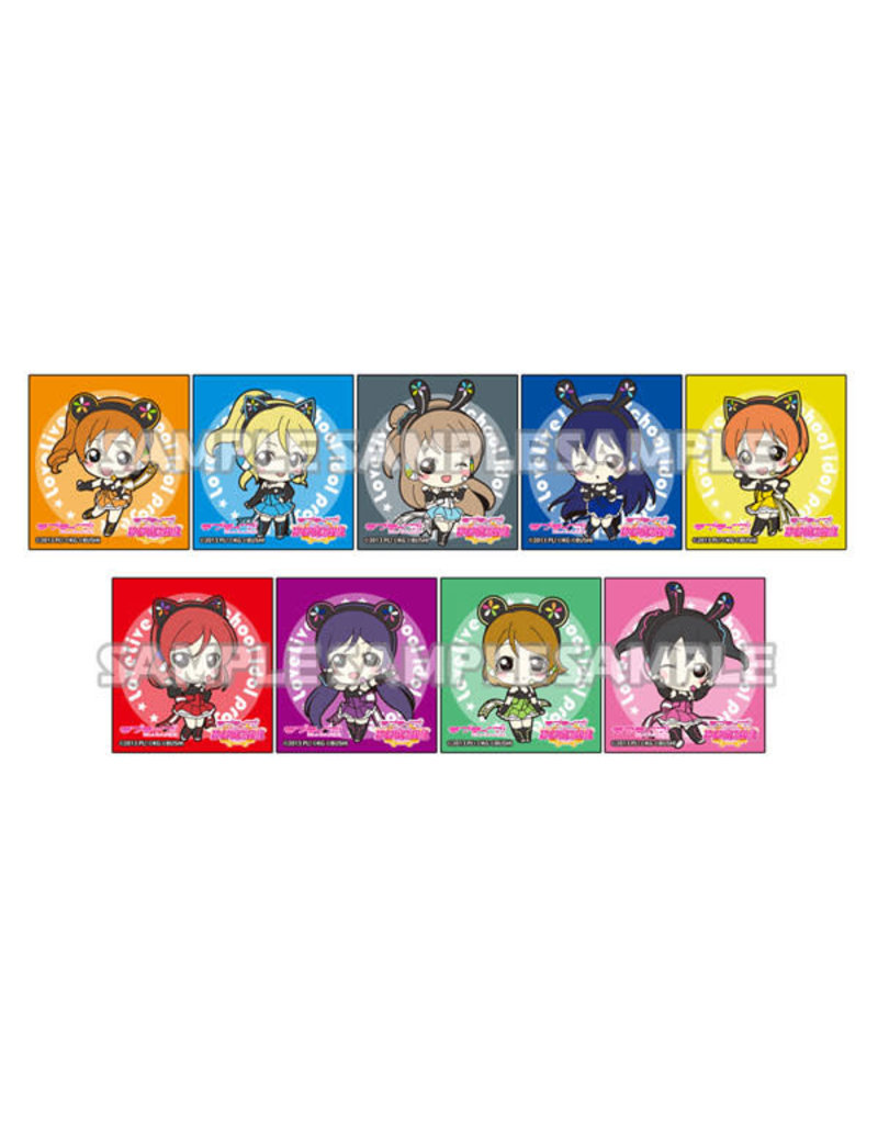 Bushiroad Love Live! Trading Clear Stamp Vol.1