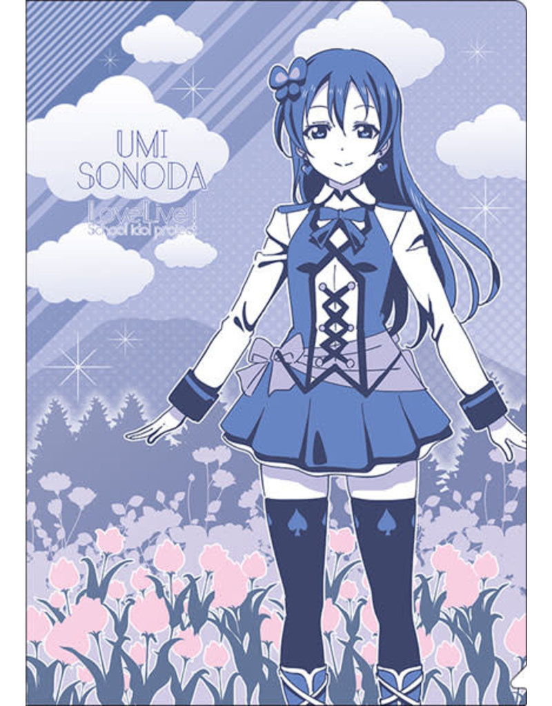 Movic Love Live! Sunny Day Song Clear File