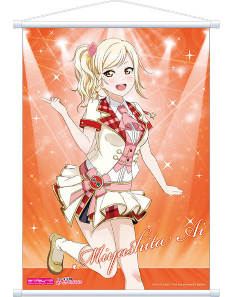 Movic Love Live! Nijigasaki High School A2 Wallscroll