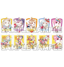 Bushiroad BanG Dream Ani-Art Acrylic Keychain Hello Happy World Vol. 2 Full Box