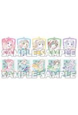 Bushiroad BanG Dream Ani-Art Acrylic Keychain Pastel Palettes Vol. 2 Full Box