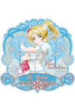 Ensky Love Live! Travel Sticker Snow Halation