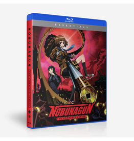 Funimation Entertainment Nobunagun Complete Collection Essentials Blu-Ray