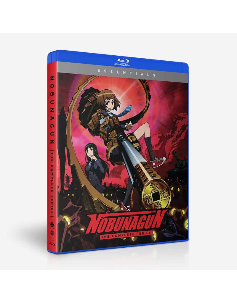 Funimation Entertainment Nobunagun Complete Collection Essentials Blu-Ray