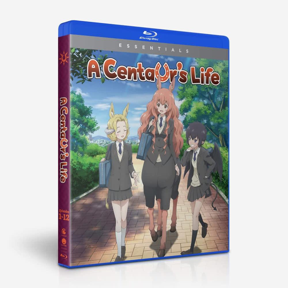 Funimation Entertainment Centaur's Life, A Essentials Blu-Ray