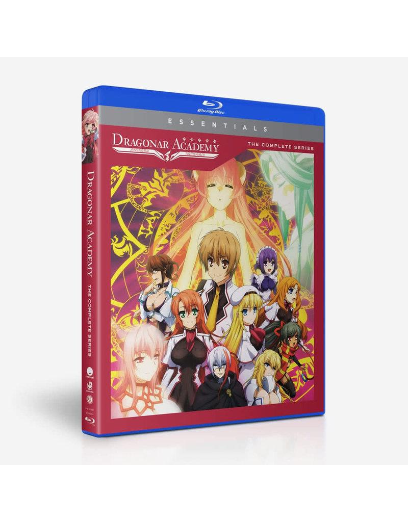 Funimation Entertainment Dragonar Academy Essentials Blu-Ray