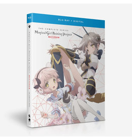 Funimation Entertainment Magical Girl Raising Project Blu-Ray